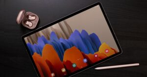 Samsung Galaxy Tab S7 + and Buds Live: Best Christmas…