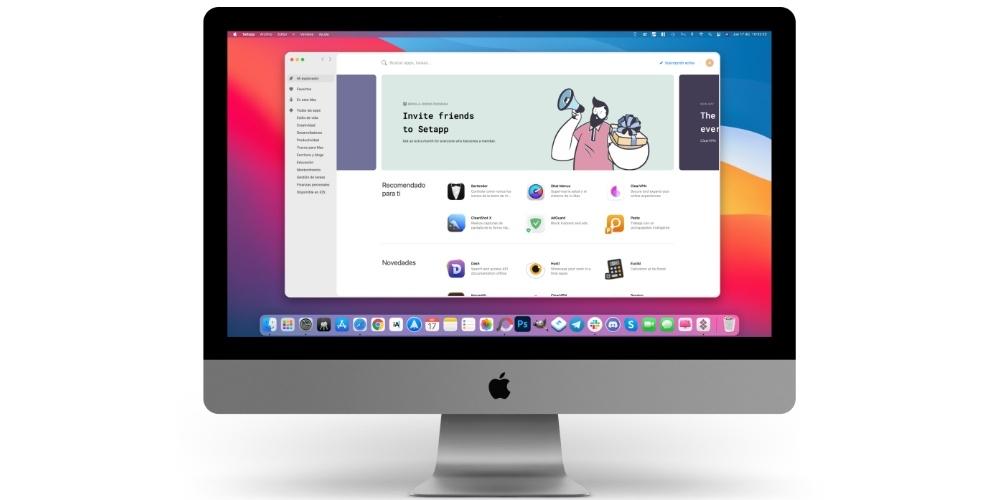 Setapp on Mac