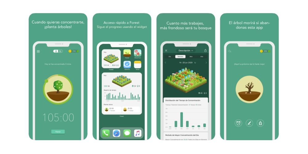 Forest-app
