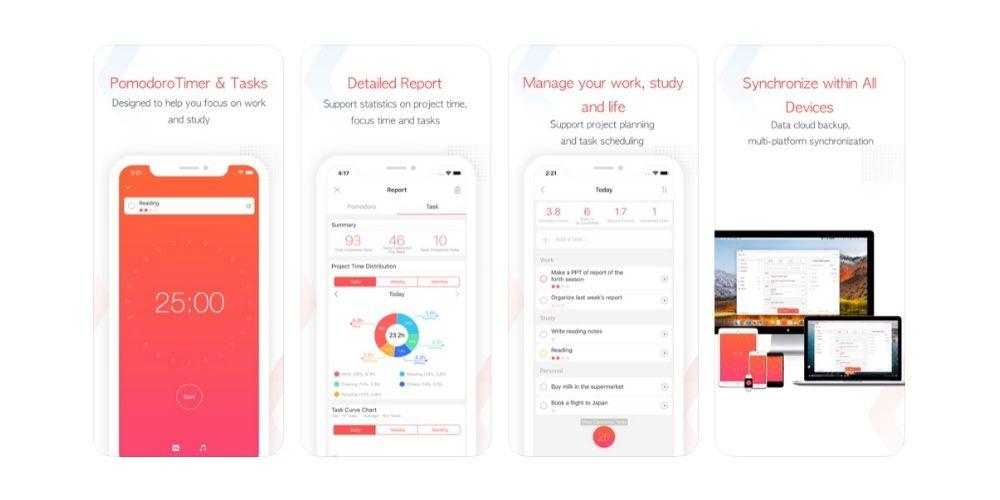 Focus-To-Do-app