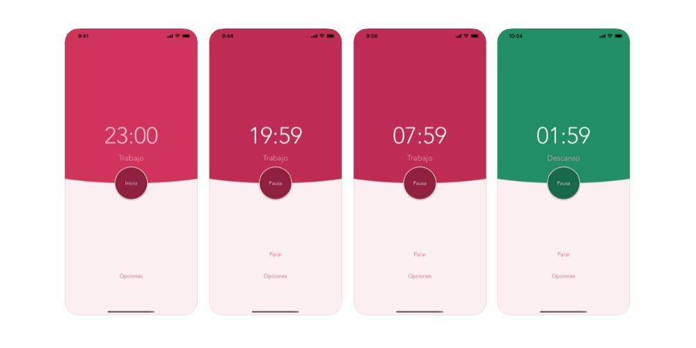 Focus-timer-app