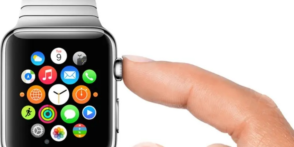 Crown Apple Watch