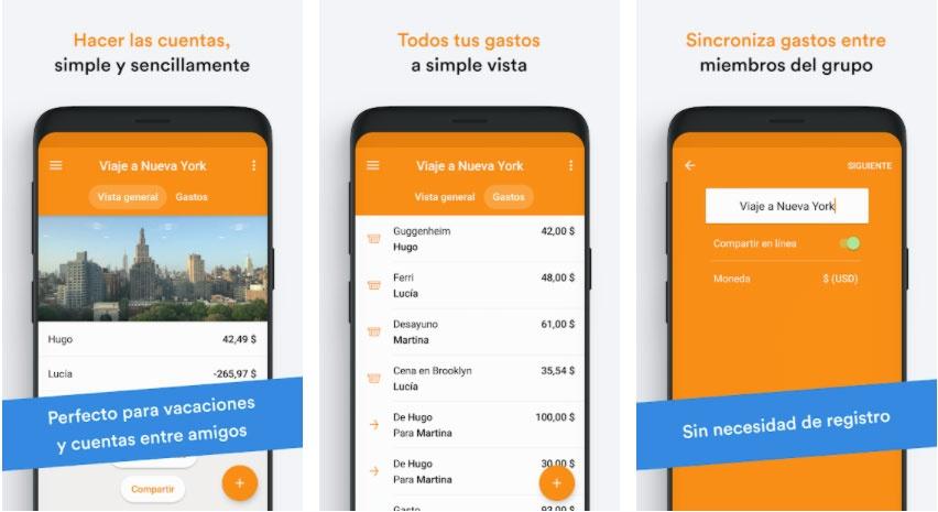splid apps split accounts