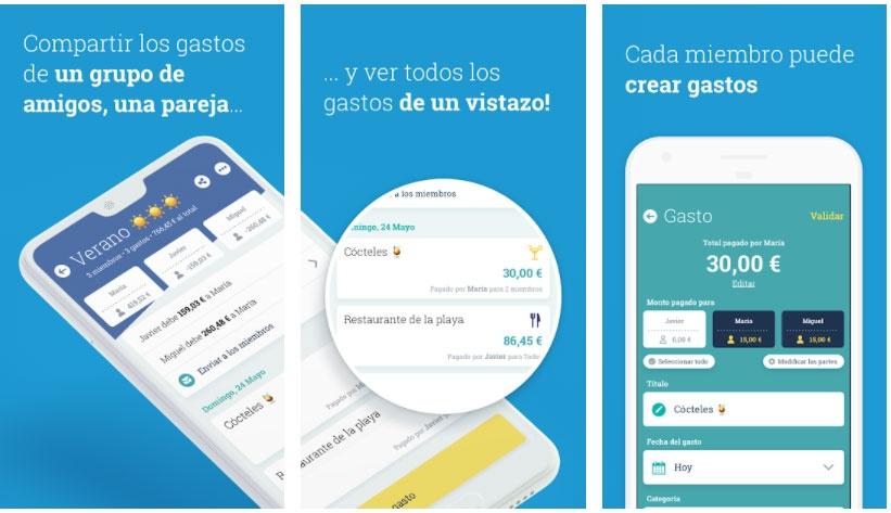 sesterce apps split accounts