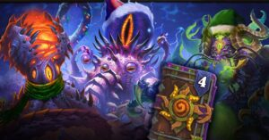 Hearthstone Updates with New Heroes for Battlegrounds
