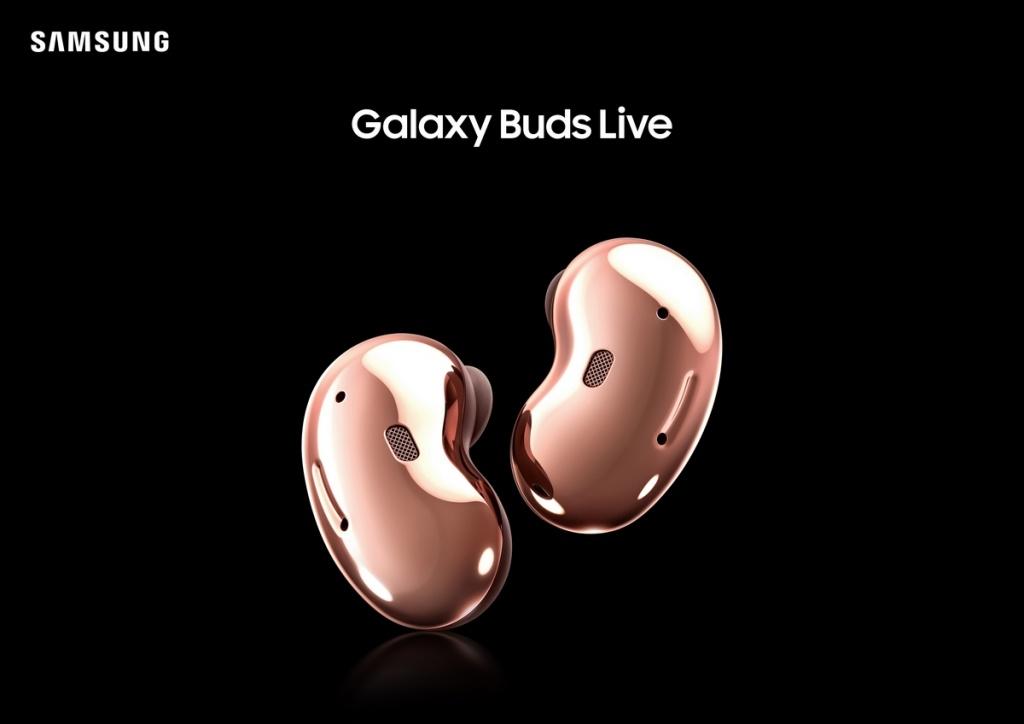 Samsung Galaxy Buds Live color Bronze