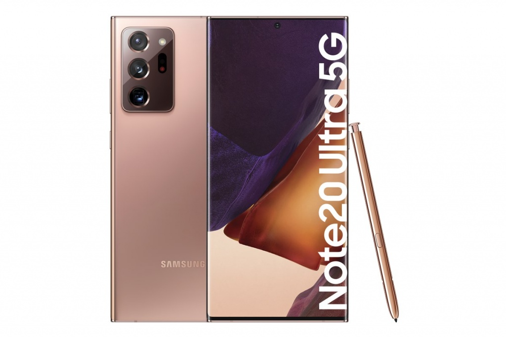 Samsung Galaxy Note20 with S Pen