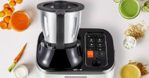 New Xiaomi OCOOKER kitchen robot, another rival for Thermomix