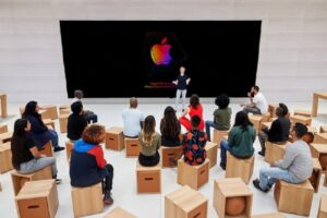 Return of Today At Apple to physical stores with COVID-19