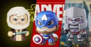 Marvel, Star Wars, Transformers and much more