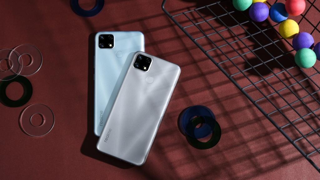 Realme 7i phone