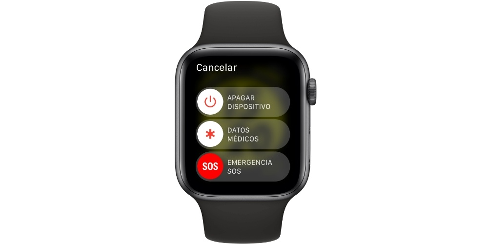 Turn off Apple Watch to reset it