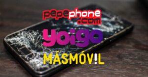 Fall of MásMóvil, Yoigo and Pepephone: calls do not work