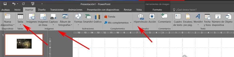 Insert powerpoint