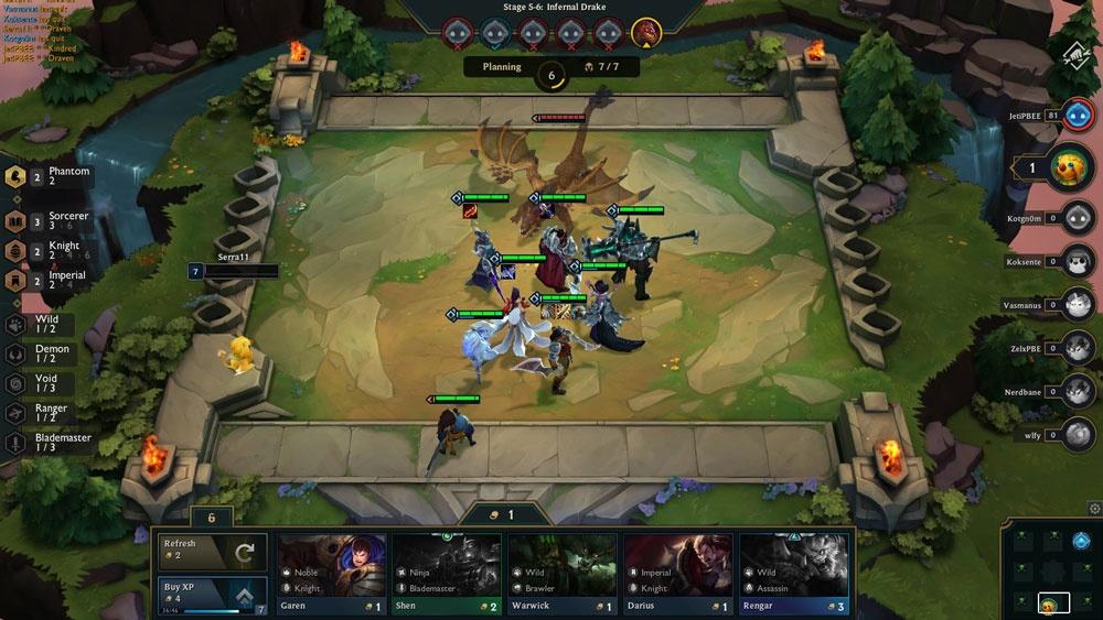 get three stars teamfight tactics