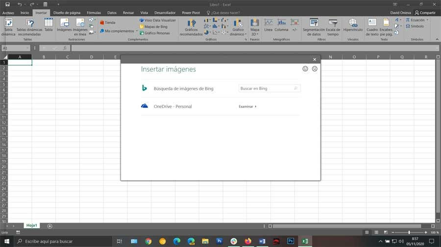 Excel objects