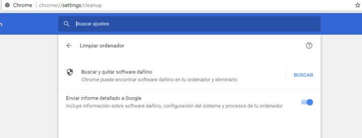 antivirus integrated in google chrome