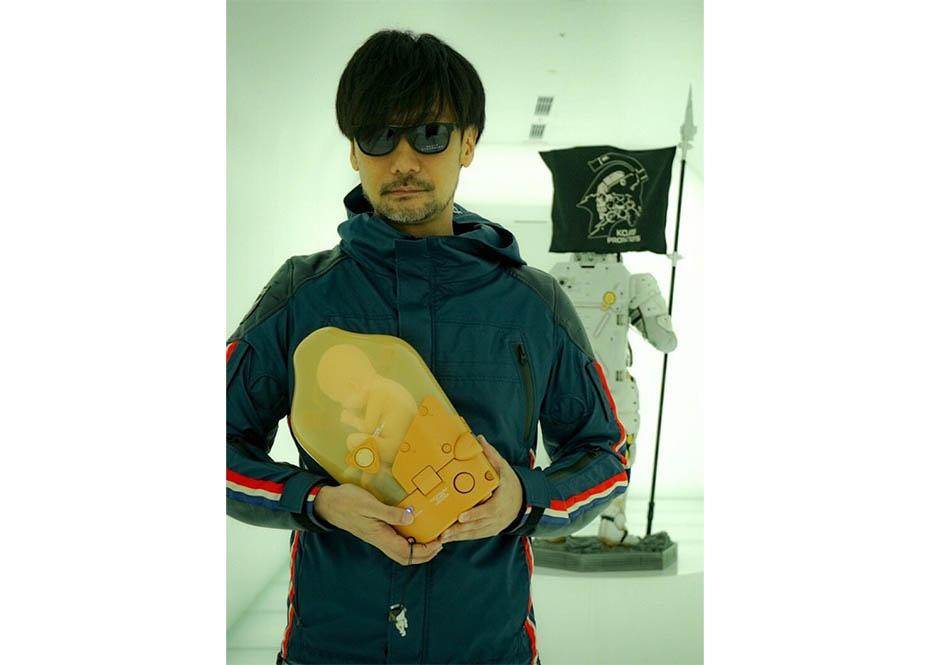 Hideo Kojima Bebe