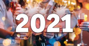 Memes and original phrases to congratulate New Year 2021