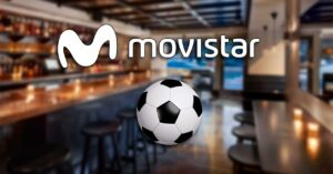 Movistar lowers (and raises) the price of football in bars…