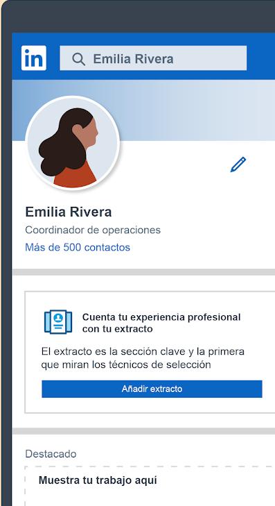 Linkedln app