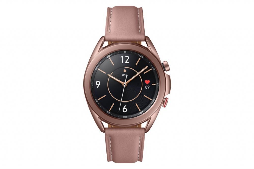 Samsung Galaxy Watch3 front