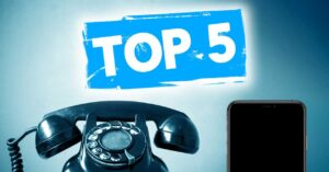 Top 5 telecommunications operators in Spain: fixed and mobile