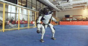 Boston Dynamics robots and their great Do You Love Me…