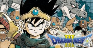 The glitch of Dragon Quest III that is activated by…