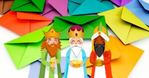 Where to download letters for the Magi on the Internet