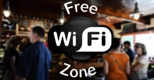 Which places are more dangerous to connect to a Wi-Fi
