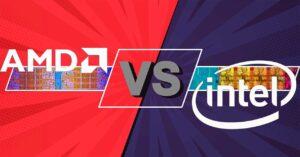 Comparison AMD Ryzen 3 3100 vs Intel Core i3-9100F in…