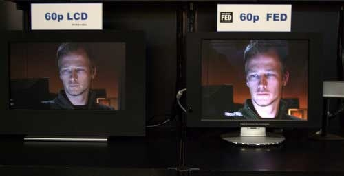 An-Image-Showing-Quality-Comparison-Bewteen-60P-Lcd-And-60P-Fed