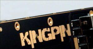 EVGA RTX 3090 KINGPIN Hydro Copper, the GPU to break…
