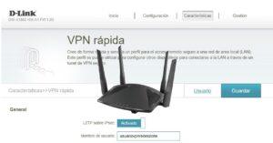 How to configure the L2TP IPsec VPN server on D-Link…