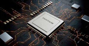 Phytium D2000 ARM architecture processor for high-end PCs