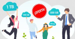 Offer to have 2TB in the pCloud cloud for life…