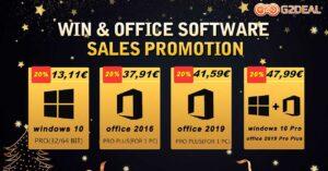 Windows 10 and Office 2021 keys, original OEM keys