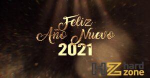 Happy 2021, from Hardzone we wish you a good year