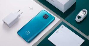 Redmi Note 9 Pro phone almost 30%