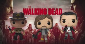 Best Funkos from The Walking Dead: Limited Editions and Specials