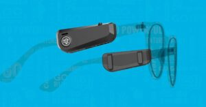 JBuds Frames, converts all kinds of glasses into audio players