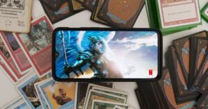 Magic The Gathering Arena (MTG Arena) for Android Early Accesss