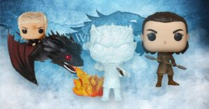 The best Funkos from Game of Thrones: limited and special…