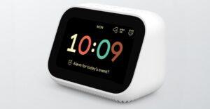 Xiaomi Mi Smart Clock, smart alarm clock: features and price