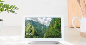 Google Nest Hub with sleep tracking thanks to Porject Soli