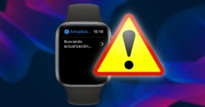How to fix problems and failures to update Apple Watch