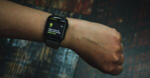 The Apple Watch does not register the exercise well, what…