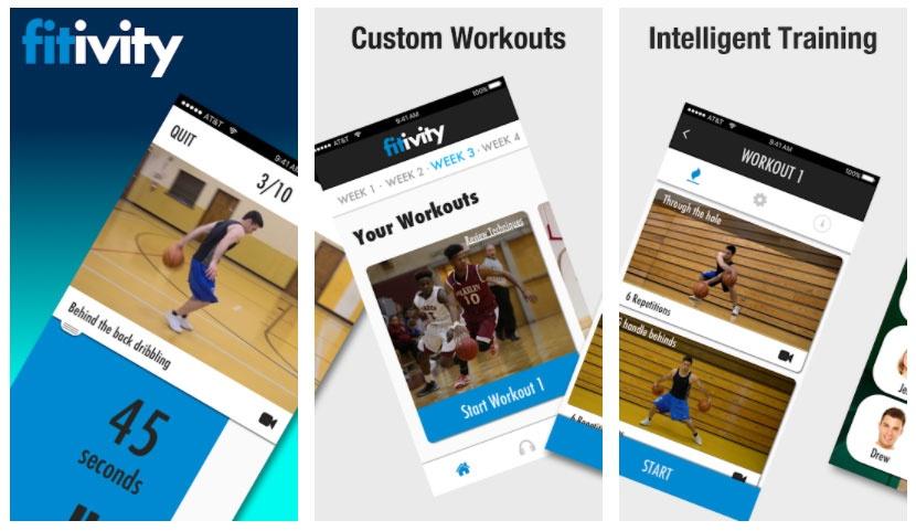 basketball training fitivity