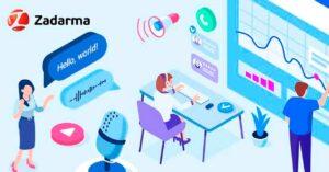 Zadarma Speech Analytics: Speech analytics